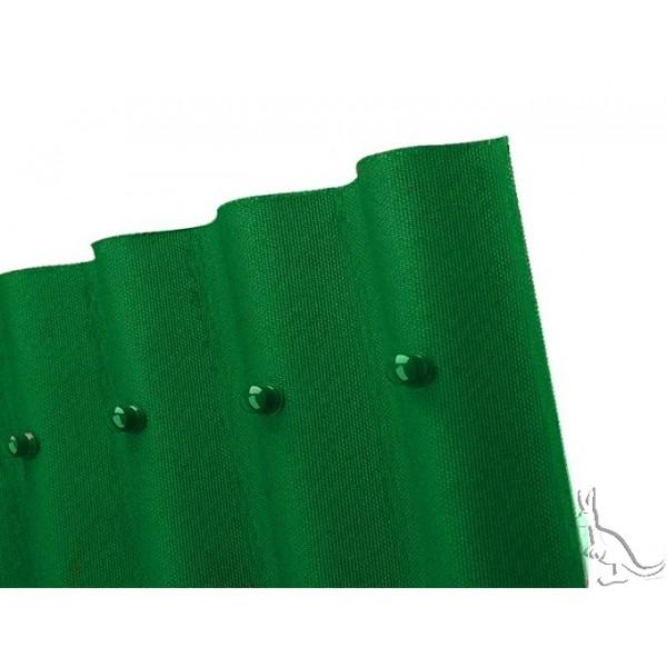 Ондулин лист smart зеленый