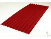 Ондулин лист красный (0,95х2)