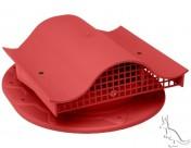 ВИЛЬПЕ CLASSIC-KTV кровельный вентиль красная для ГЧ