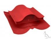 ВИЛЬПЕ DECRA-KTV кровельный вентиль красный для SPANY