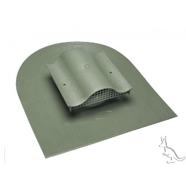 ВИЛЬПЕ HUOPA-KTV кровельный вентиль зеленый зеленый