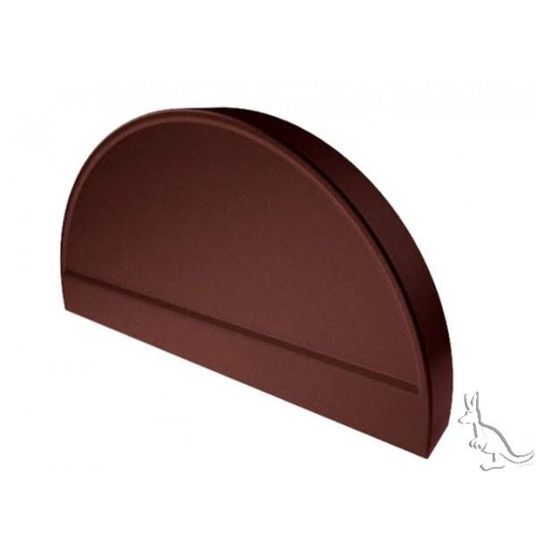 ВИЛЬПЕ Pelti- торцевая заглушка коричневый