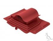 ВИЛЬПЕ Pelti-KTV кровельный вентиль (красный)