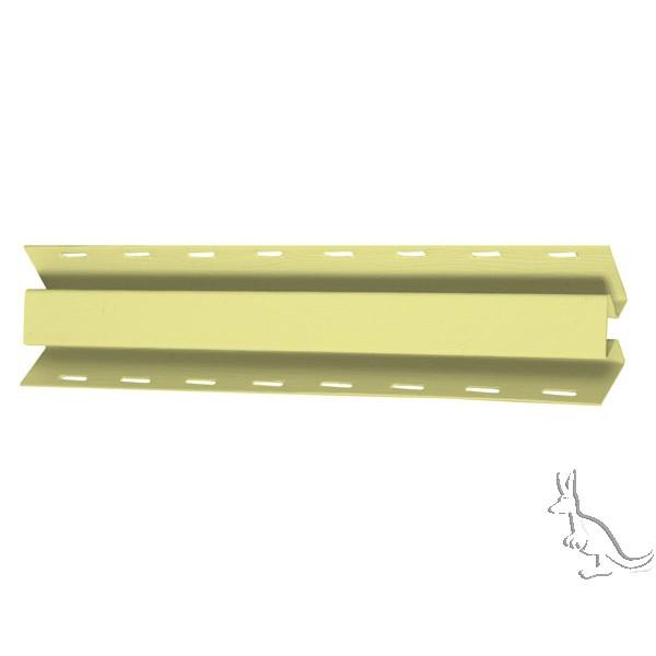 Holzblock Внутренний угол Светло-Желтый