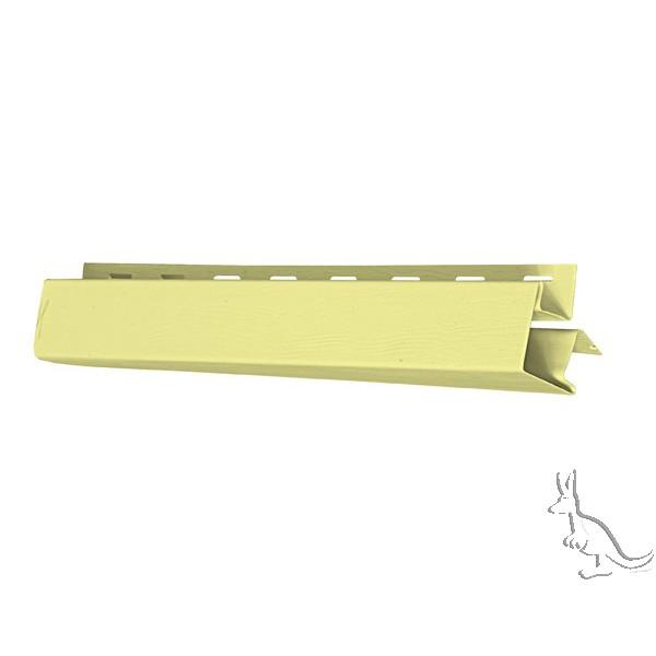Holzblock Наружный угол Светло-Желтый