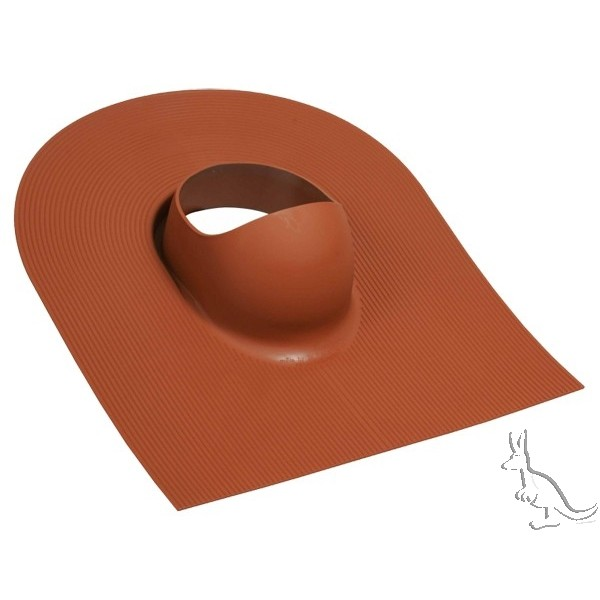 VILPE Huopa Проходной элемент Красный