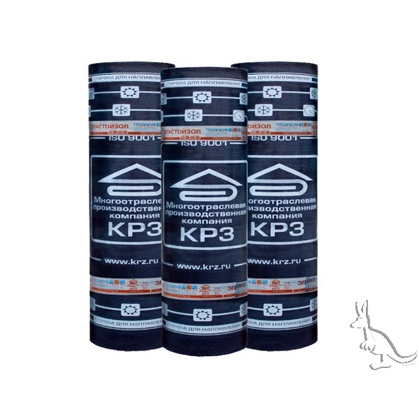 Эластоизол Стандарт ТКП 4.0 Серый