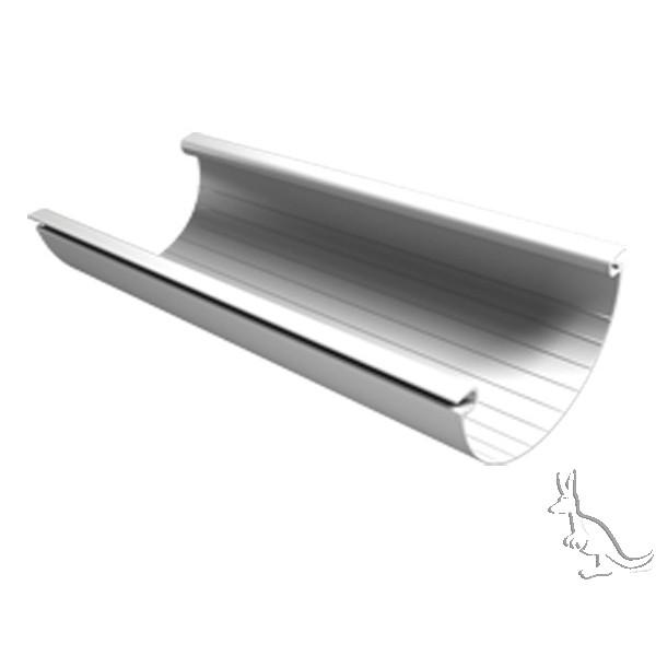 Vinyl-On желоб водосточный 125 mm Белый